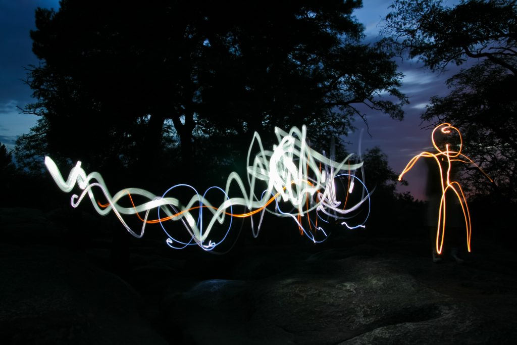 Light Paiting 21-08-2011